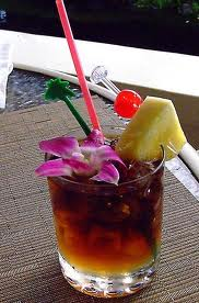Hawaiian Mai Tai  recipe