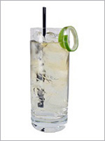 Apple Rum Rickey