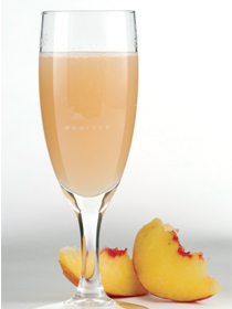 Virgin Bellini  recipe