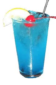 Jay's Blue Drink  recipe