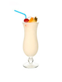 "Kahula Drink Recipes: The ""Banana Sandwich"" cocktail."