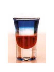 Da Bill True American Hero Shot drink recipe