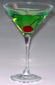 Sour Apple Martini Appletini  recipe