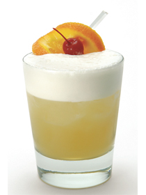 Amaretto Sour #1  recipe