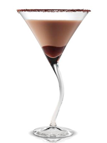 Black Forest Cake Martini